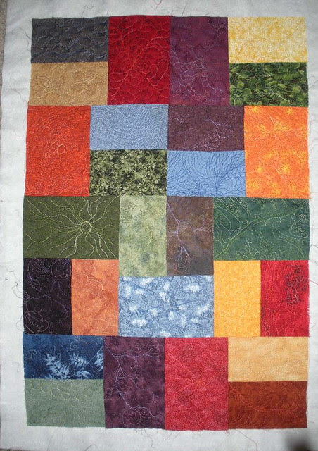 Quilted Rectangle