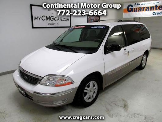 Used 2002 Ford Windstar for Sale in  port st lucie stuart FL 34994 34983 34952 34985 34987 34988 33455 34955 Continental Motor Group