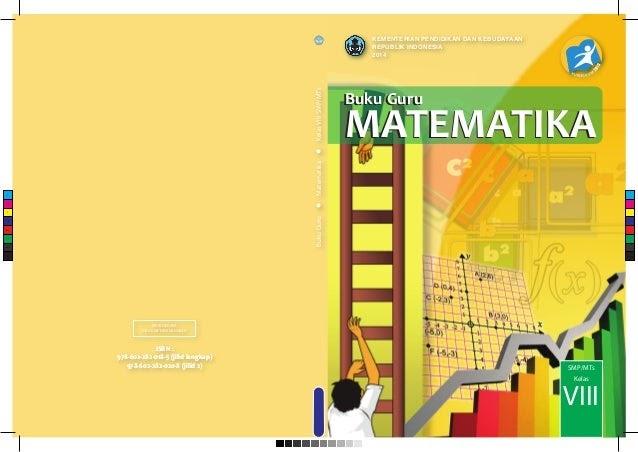 Buku Guru Dan Buku Siswa K13 Kelas 8 Mathism