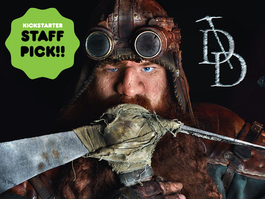 The Dwarves of Demrel by Zachary Amundson — Kickstarter