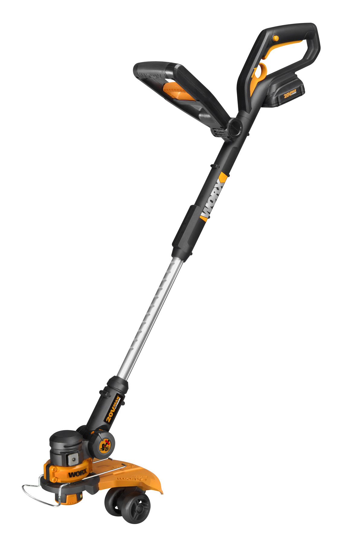 New WORX Power System Enables Single 20 volt Battery to Power