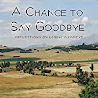Amazon.com: A Chance to Say Goodbye: Reflections on Losing a Parent eBook: Lisa J. Shultz: Kindle Store