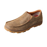Twisted X Men's Slip On Driving Moc