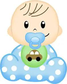 Dibujos De Bebes Recien Nacidos Para Colorear