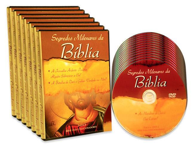 Segredos Milenares Da Bíblia Dublado