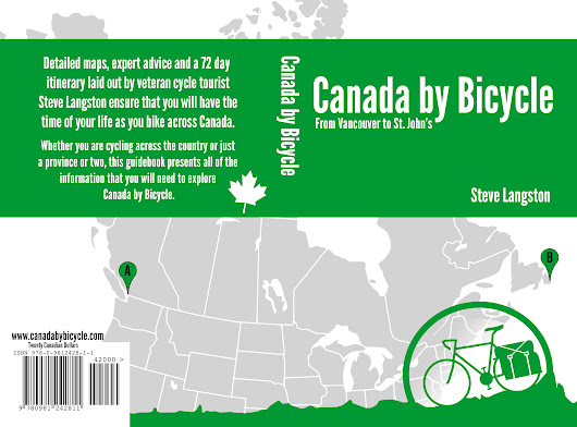 Canada by Bicycle: Bike touring across Canada? Info on biking Canada