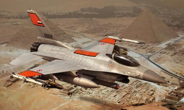 Egyptian AF F-16C Bloque 40