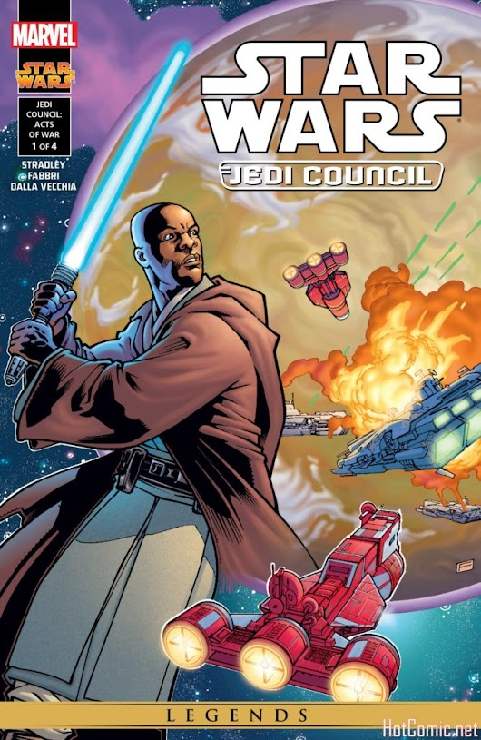 Star Wars: Jedi Council: Acts of War Issue #1