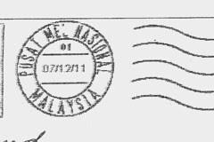 Malaysia Postal