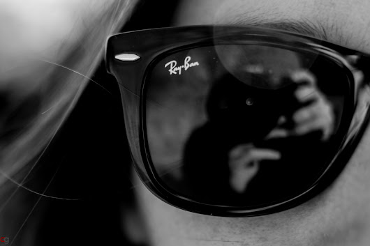 Andrea Gracis Photography -  - Sunglasses Reflection  f/1.8, 1/640 sec., ISO100,...