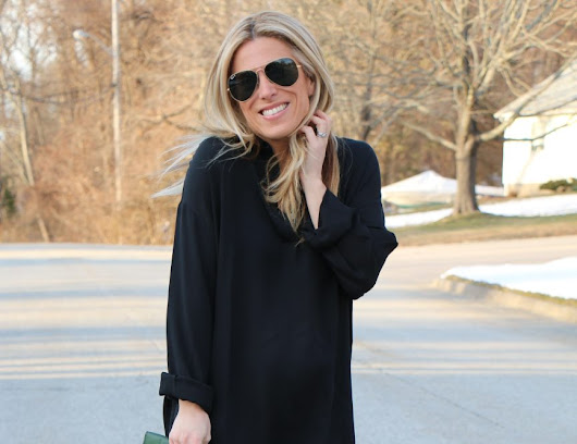 The Perfect Little Black Dress for Spring - Stylish Life for Moms