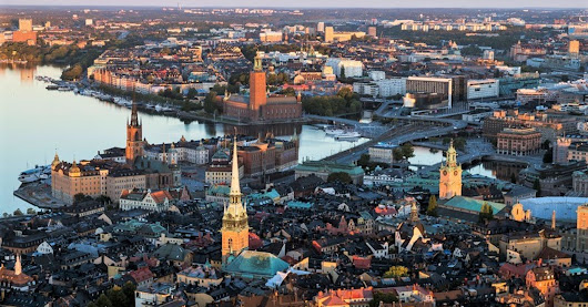 Stockholm Pursues Climate Holy Grail: A Fossil-Fuel-Free Future — Part 1: Ambitious Goals