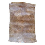 West African Goat Skin - Standard Shaved from Africa Heartwood Project