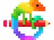 Piksel Boyama Oyunu Oyna Boyama Oyunları