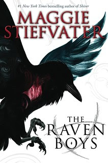 Cover for The Raven Boys