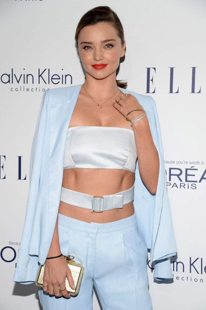 MIRANDA KERR at 2015 Elle Women in Hollywood Awards in Los Angeles 10/19/2015