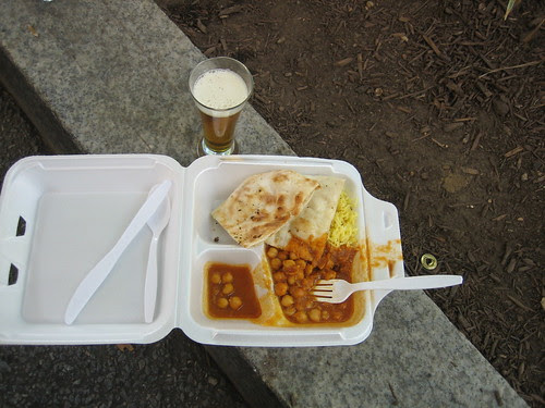Indian Fare at Oktoberfest 3