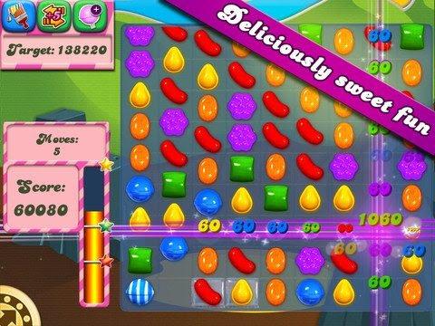 Candy Crush, game
