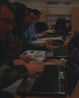 Ejercicios experimentales de ciberdefensa militar en 'La Marañosa'.