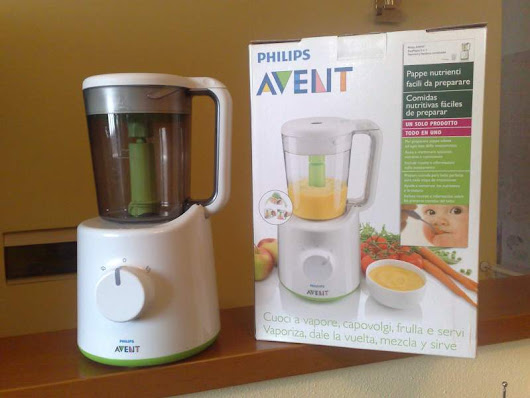 Prova gratis EasyPappa Plus 4 in 1 di Philips Avent