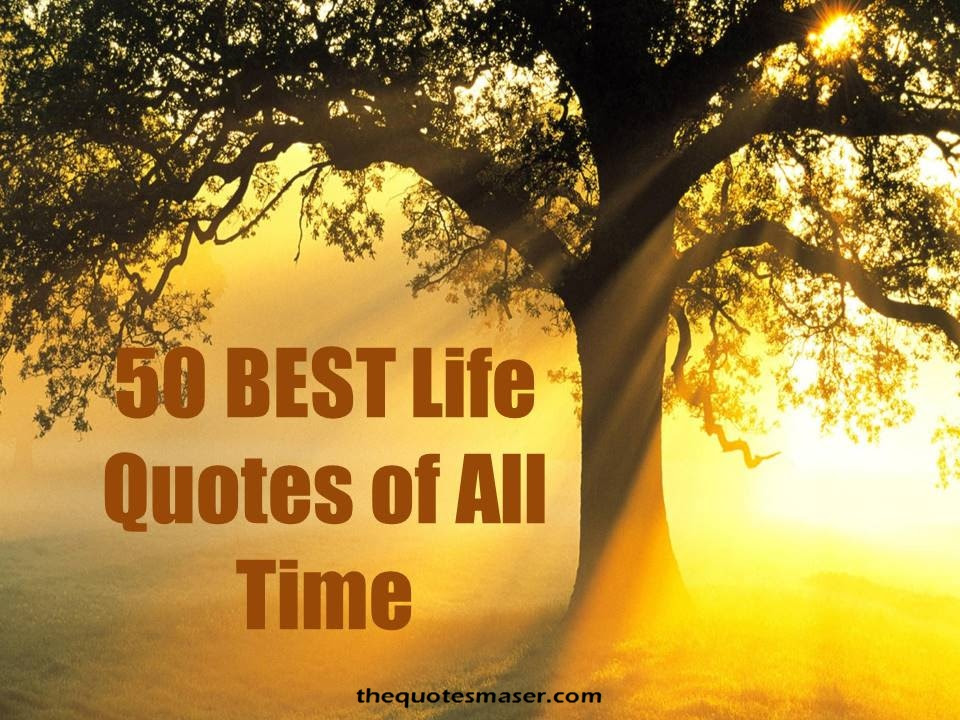 Get Here Life Quotes Best