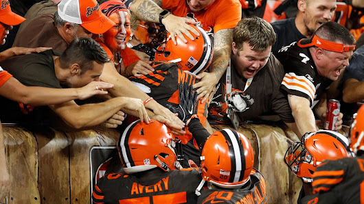 10 things that happened since Browns last won a game |