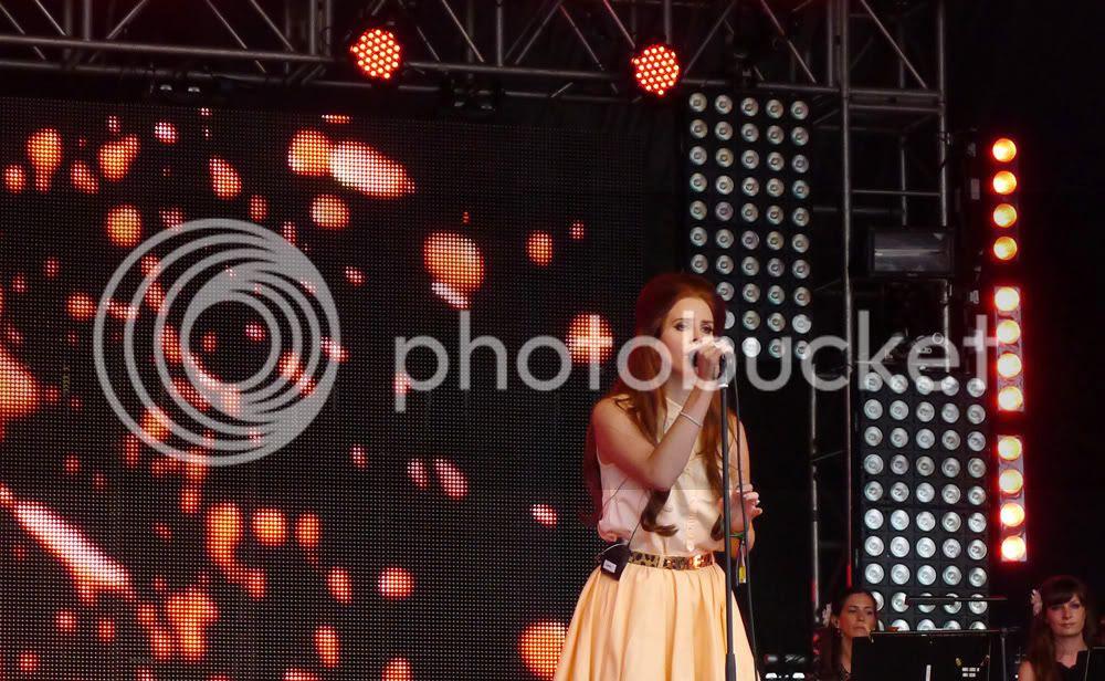 Lana Del Rey Lovebox 2012