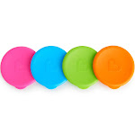 Munchkin 4pk Miracle 360 Toddler Cup Snap-on Lids
