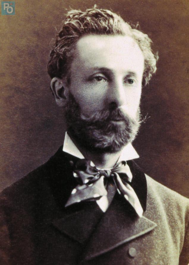 Un portrait méconnu de Jules Verne.
