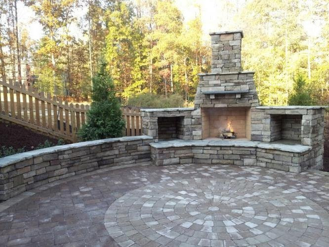 Fire Pit Raleigh NC; Outdoor Fire Pit Raleigh NC; Outdoor Kitchen ...