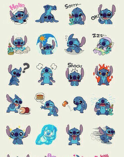 Cute Stitch Wallpapers