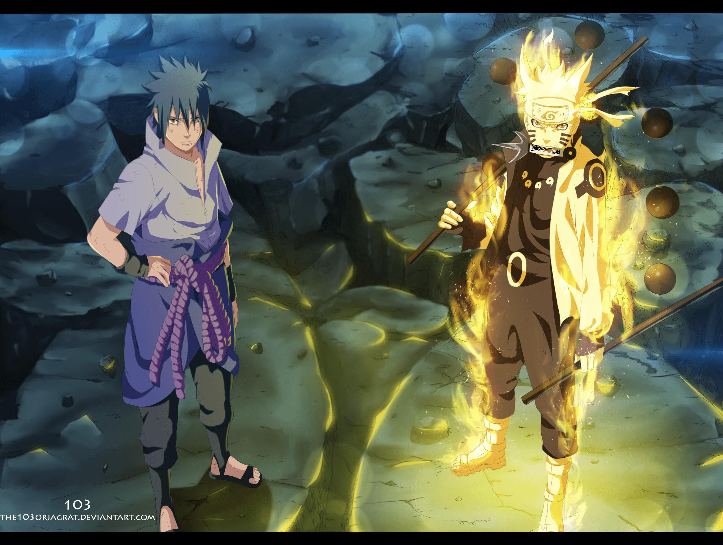 Download 740 Koleksi Wallpaper Naruto Sasuke HD Gratid