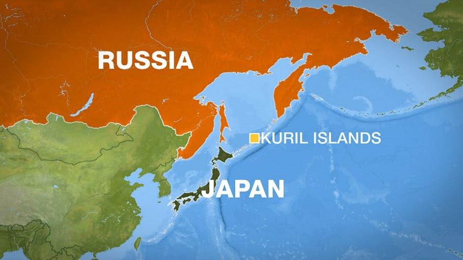 Η Μόσχα απορρίπτει τις κατηγορίες του Τόκιο περί αυξημένης ρωσικής στρατιωτικής παρουσίας στις νότιες Κουρίλες