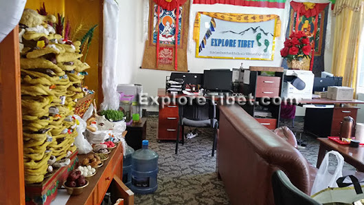 2015 Tibetan New Year Celebrated By Explore Tibet Local Tibetan Tour Company- Tibet travel