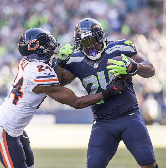 Reports: Raiders 'strongly considering' pursuing retired Seahawk Marshawn Lynch