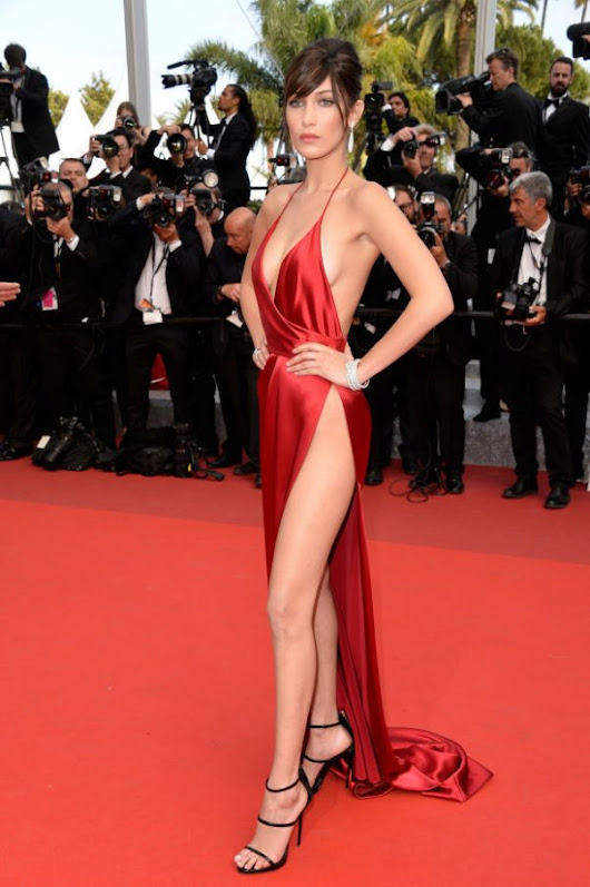 See the 12 Sexiest Red Carpet Dresses of 2016