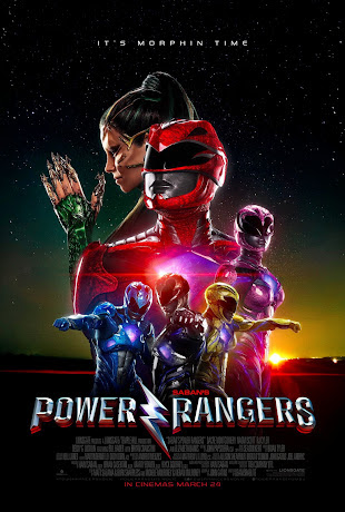 First Impressions: POWER RANGERS (2017) - Once More With Attitude!