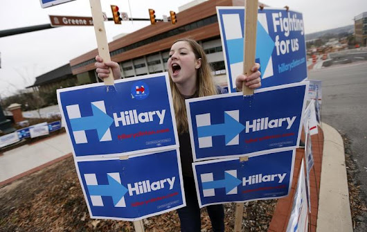 Clinton Gaining Among Millennials, But Obstacles Remain | RealClearPolitics