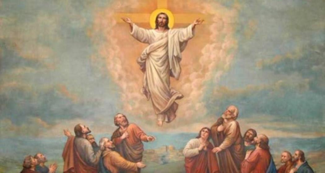 Αποτέλεσμα εικόνας για Η Ανάληψη του Κυρίου