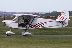 G-FRNK In Smart New Colours