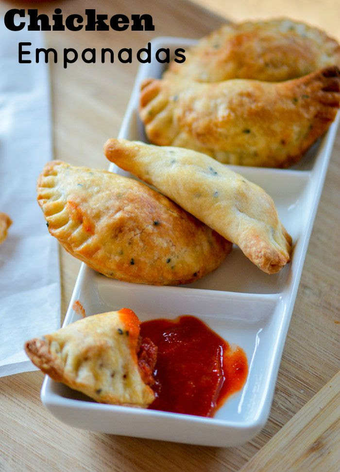 Chicken Empanadas: Great Idea from Shibley Smiles