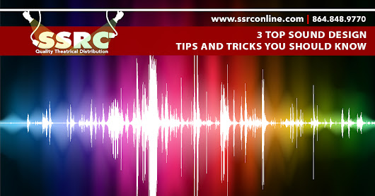 3 Top Sound Design Tips and Tricks You Should Know – SSRC Online