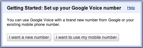 Getting Started: Google Voice