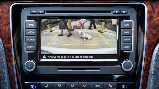 Rearview Cameras by 2018 for Cars and Light Trucks