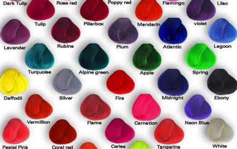 pravana chromasilk vivids hair color chart dfemale beauty tips hair pinterest