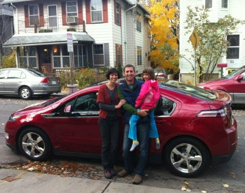 Fascinating Tale a week long Chevy Volt Test Drive