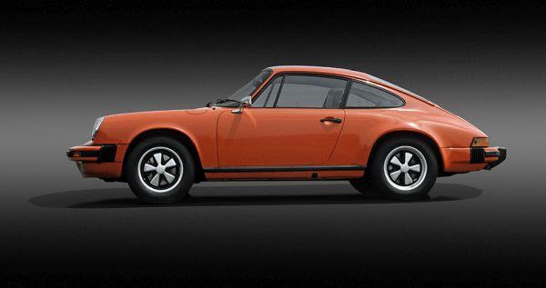 The Seven Generations Of The Porsche 911 Part 2