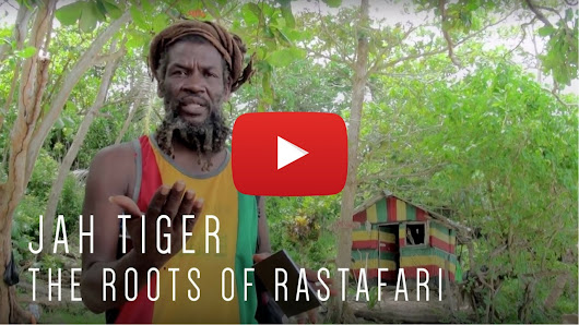 VIDEO: Jah Tiger on the Roots of Rastafari - Jamaican Videos