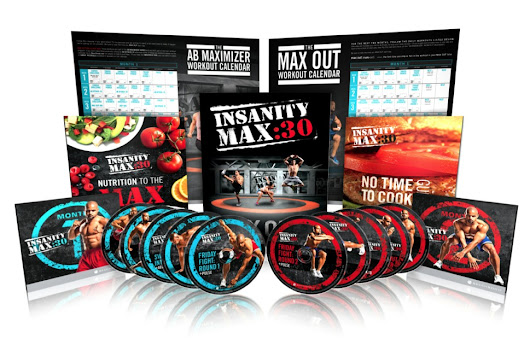 Shaun T's Brand New Workout INSANITY MAX:30 - On Sale NOW! - December ONLY Special