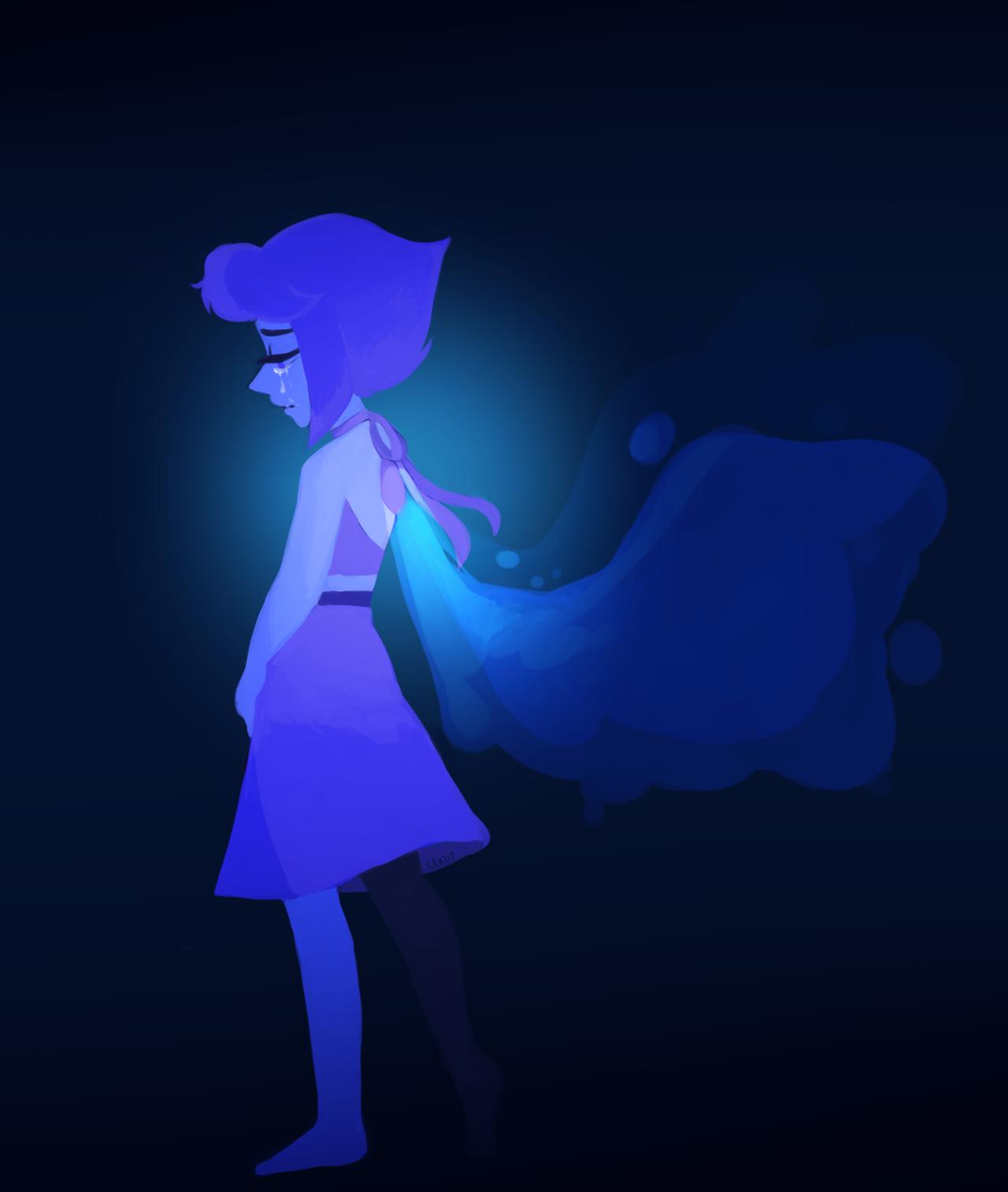 i like the blue gems